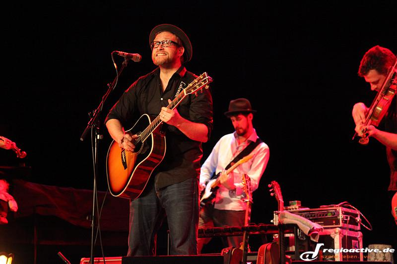 Gregor Meyle (live am 15.01.2015 in Mannheim, Capitol)